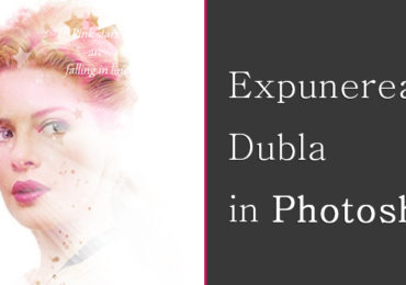 Efect de Expunere Dubla in Photoshop