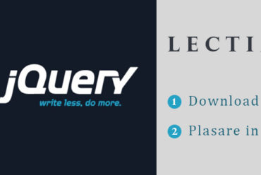 Curs jQuery – Lectia 1 – Introducere,  Download / CDN si plasare in documentul HTML