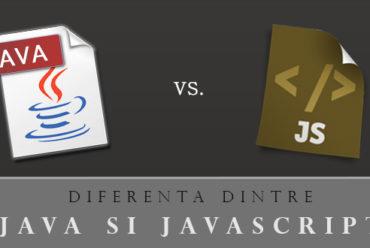 Ce sunt JavaScript si Java si pentru ce se folosesc
