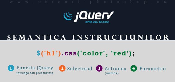 semantica-instructiunilor-jquery