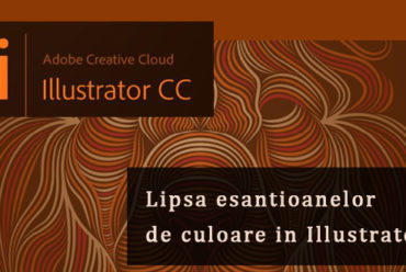Documentele Adobe Illustrator in care lipsesc esantioanele de culoare