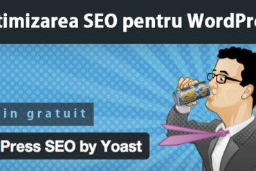 Optimizarea SEO pentru site-urile web WordPress