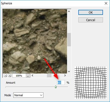 8.Montaj-foto-Photoshop-Filter-Spherize
