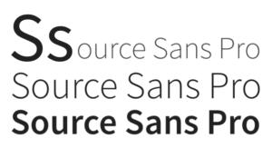 source-sans-pro