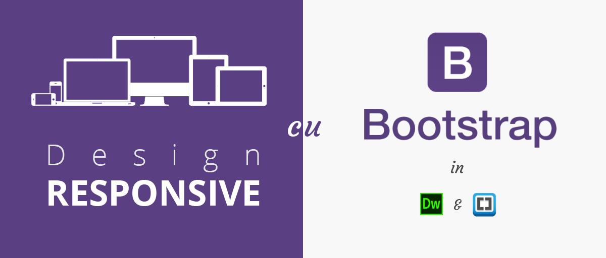 Curs Responsive Web Design cu Bootstrap