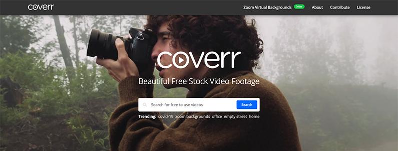 Videoclipuri gratuite Coverr