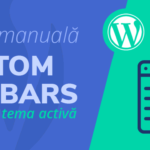 Zone widget personalizate in WordPress